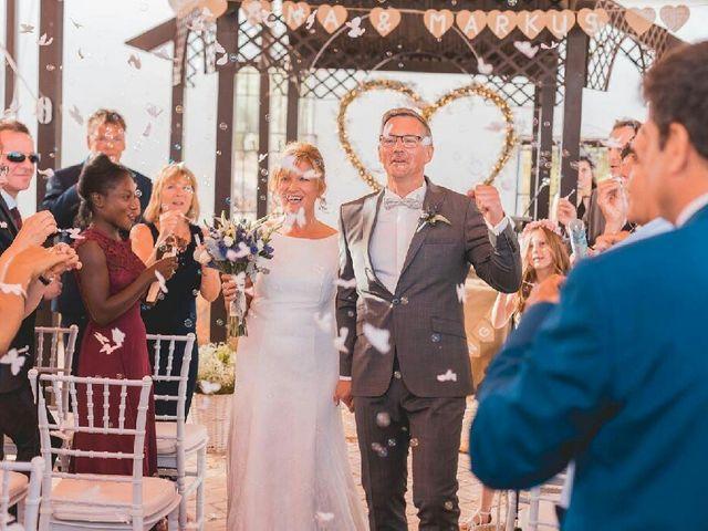 La boda de Markus y Ana en Alomartes, Granada 28