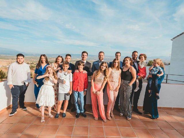 La boda de Markus y Ana en Alomartes, Granada 37