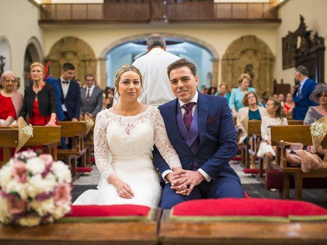La boda de Filo y Filo y Eli en Jerez De Los Caballeros, Badajoz 2