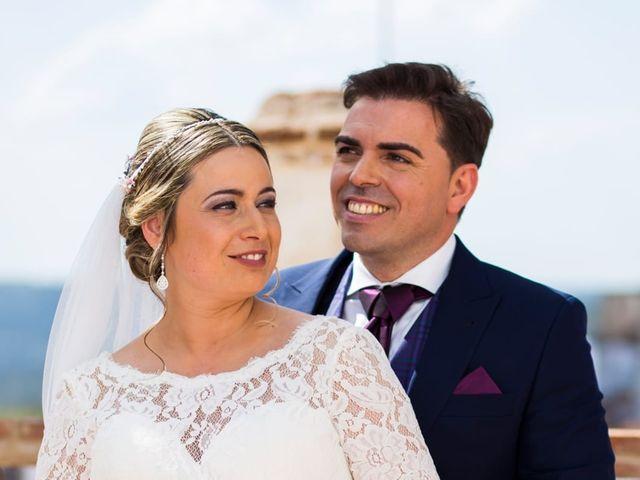 La boda de Filo y Filo y Eli en Jerez De Los Caballeros, Badajoz 3