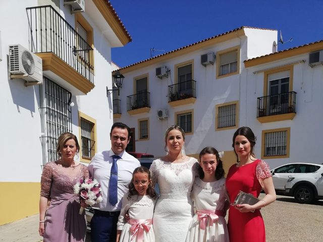 La boda de Filo y Filo y Eli en Jerez De Los Caballeros, Badajoz 9