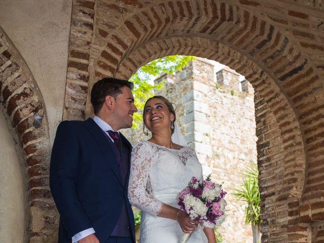 La boda de Filo y Filo y Eli en Jerez De Los Caballeros, Badajoz 10