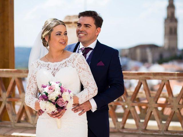 La boda de Filo y Filo y Eli en Jerez De Los Caballeros, Badajoz 13