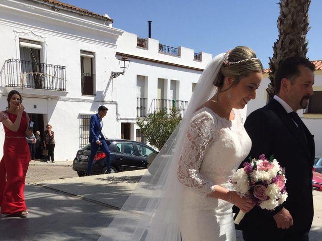 La boda de Filo y Filo y Eli en Jerez De Los Caballeros, Badajoz 1
