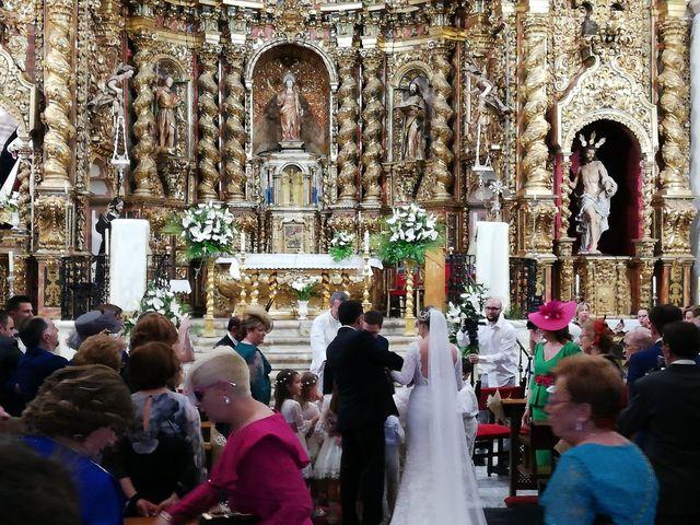 La boda de Filo y Filo y Eli en Jerez De Los Caballeros, Badajoz 17