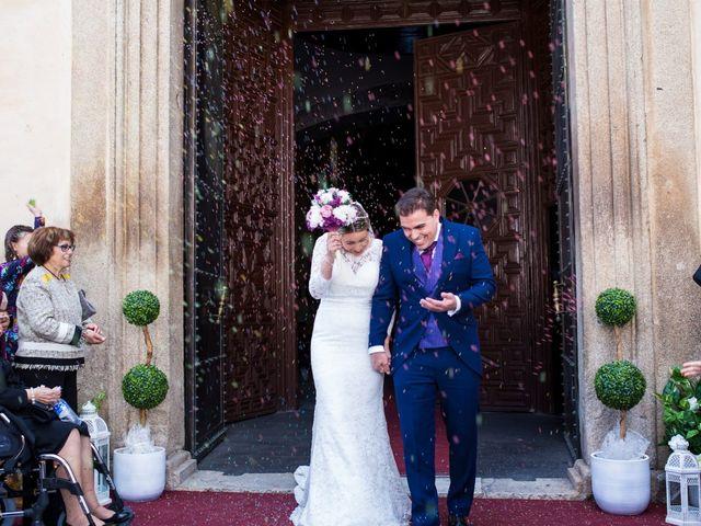 La boda de Filo y Filo y Eli en Jerez De Los Caballeros, Badajoz 20