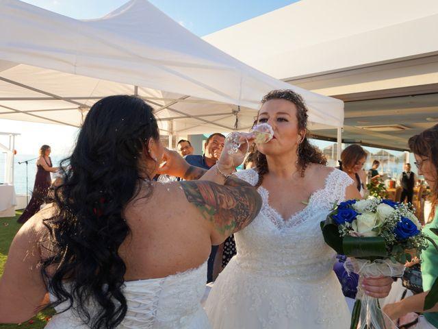 La boda de Luisana y Saray