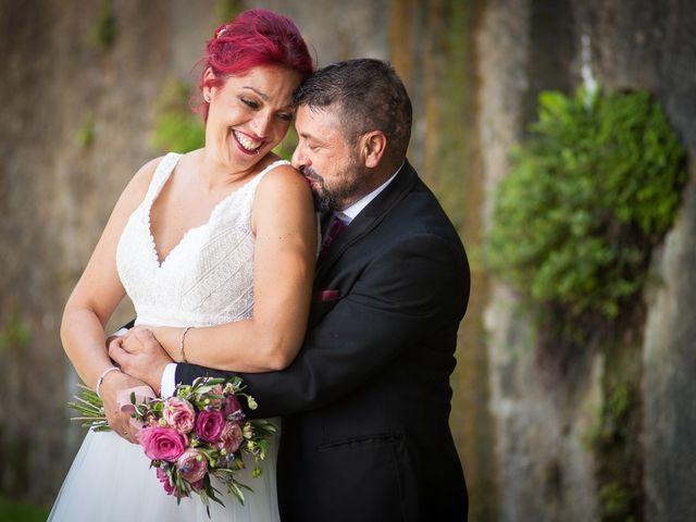 La boda de Nerea y David
