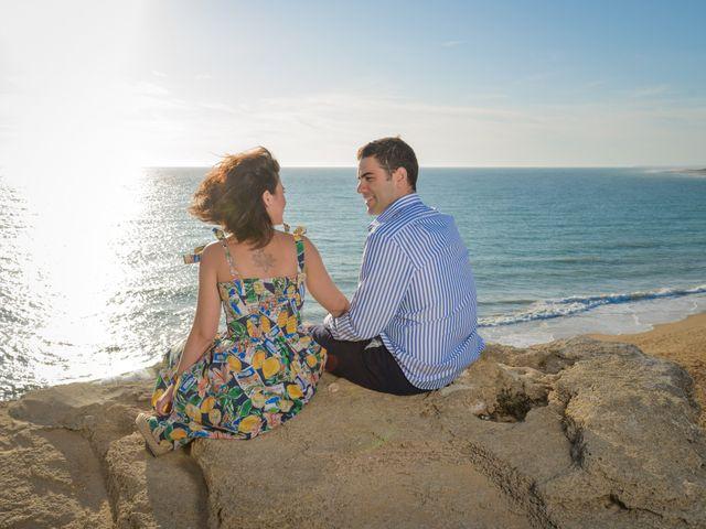 La boda de Paco y Lorena en Castellar De La Frontera, Cádiz 7