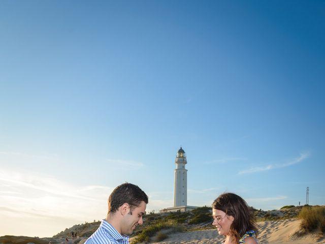 La boda de Paco y Lorena en Castellar De La Frontera, Cádiz 14