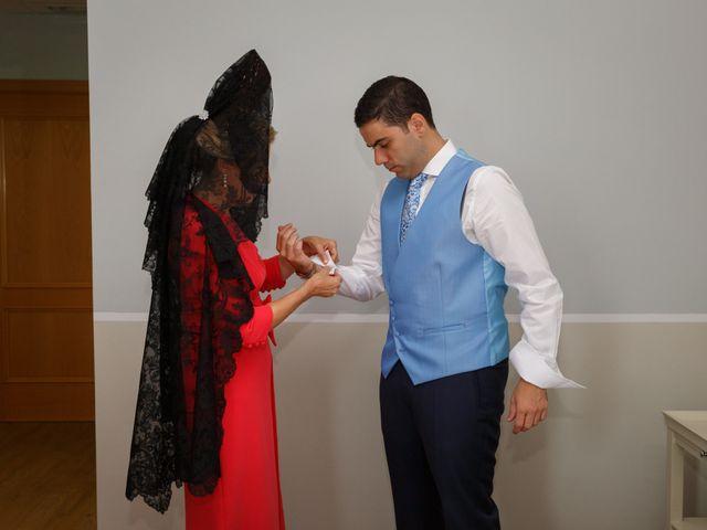 La boda de Paco y Lorena en Castellar De La Frontera, Cádiz 37