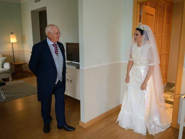 La boda de Paco y Lorena en Castellar De La Frontera, Cádiz 40
