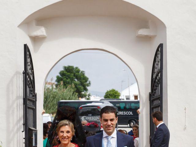La boda de Paco y Lorena en Castellar De La Frontera, Cádiz 43