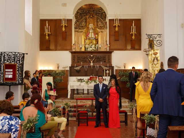 La boda de Paco y Lorena en Castellar De La Frontera, Cádiz 46