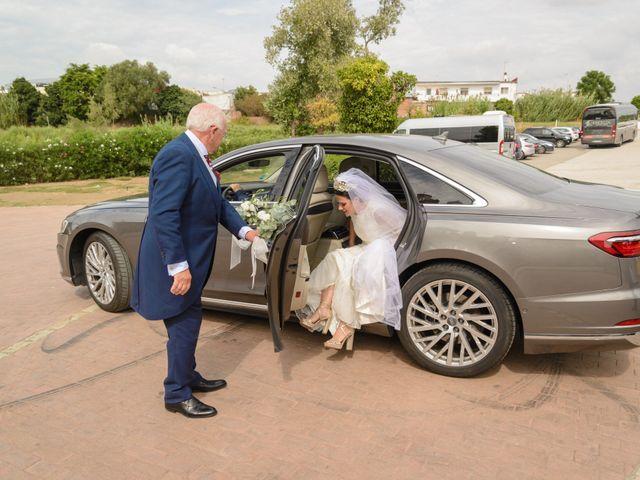 La boda de Paco y Lorena en Castellar De La Frontera, Cádiz 47