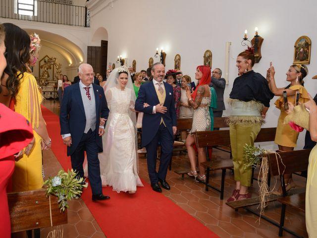 La boda de Paco y Lorena en Castellar De La Frontera, Cádiz 48