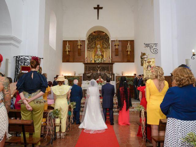 La boda de Paco y Lorena en Castellar De La Frontera, Cádiz 49