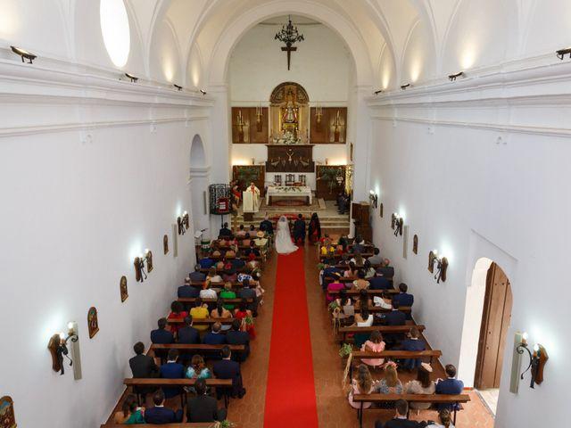 La boda de Paco y Lorena en Castellar De La Frontera, Cádiz 50