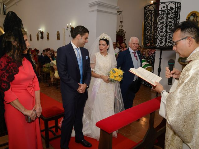 La boda de Paco y Lorena en Castellar De La Frontera, Cádiz 52