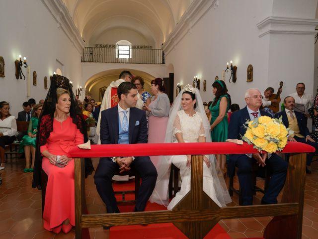 La boda de Paco y Lorena en Castellar De La Frontera, Cádiz 58