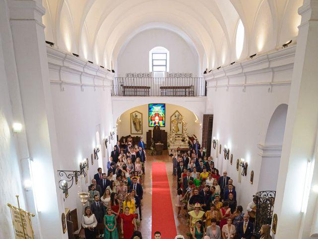 La boda de Paco y Lorena en Castellar De La Frontera, Cádiz 59