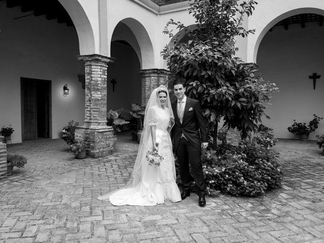 La boda de Paco y Lorena en Castellar De La Frontera, Cádiz 60