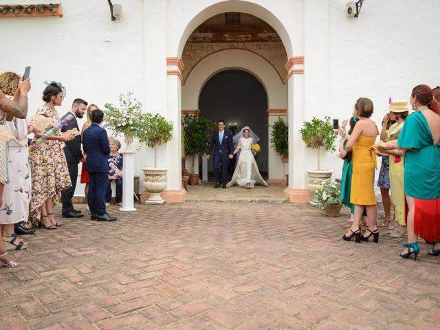 La boda de Paco y Lorena en Castellar De La Frontera, Cádiz 62