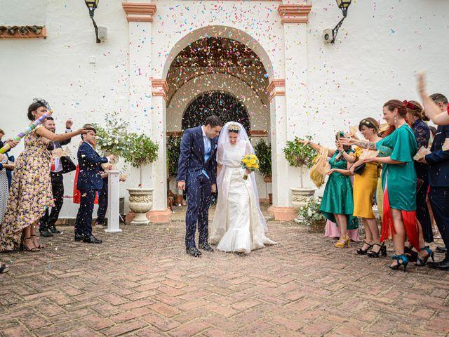 La boda de Paco y Lorena en Castellar De La Frontera, Cádiz 63