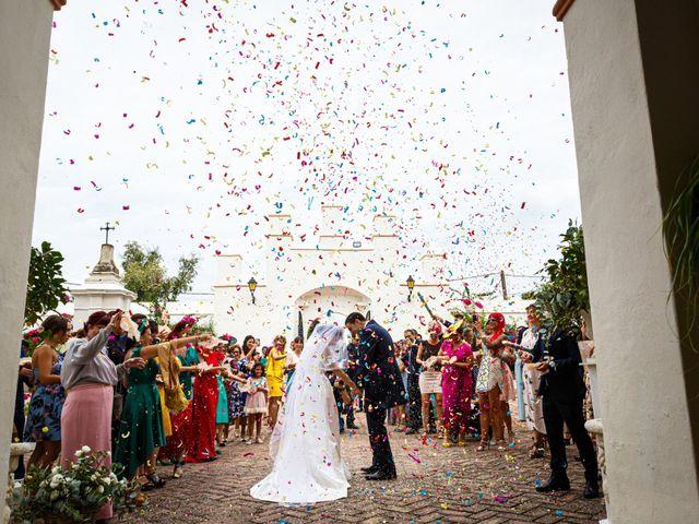 La boda de Paco y Lorena en Castellar De La Frontera, Cádiz 64