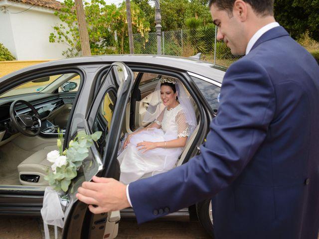 La boda de Paco y Lorena en Castellar De La Frontera, Cádiz 66