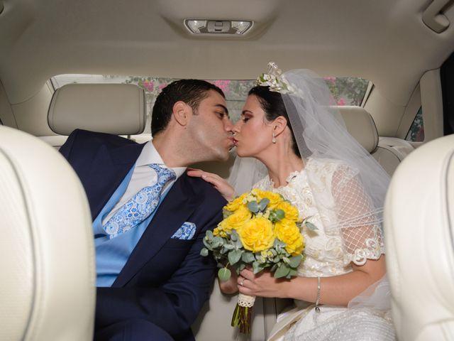 La boda de Paco y Lorena en Castellar De La Frontera, Cádiz 67