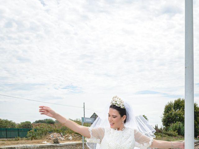 La boda de Paco y Lorena en Castellar De La Frontera, Cádiz 72