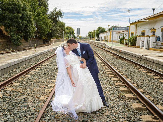 La boda de Paco y Lorena en Castellar De La Frontera, Cádiz 2