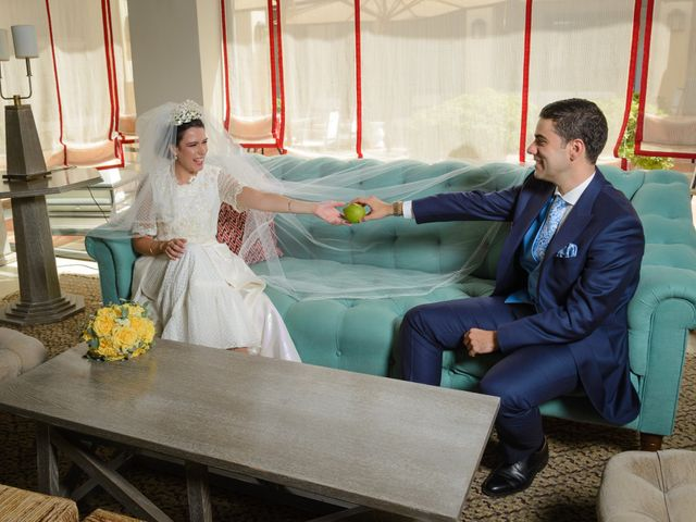 La boda de Paco y Lorena en Castellar De La Frontera, Cádiz 76