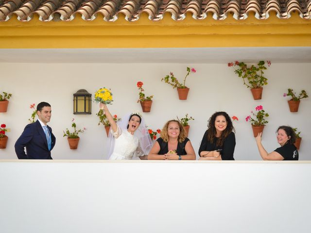 La boda de Paco y Lorena en Castellar De La Frontera, Cádiz 80