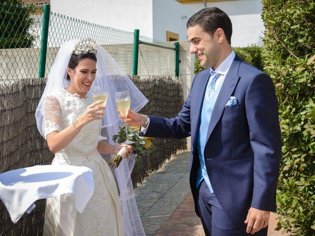 La boda de Paco y Lorena en Castellar De La Frontera, Cádiz 81