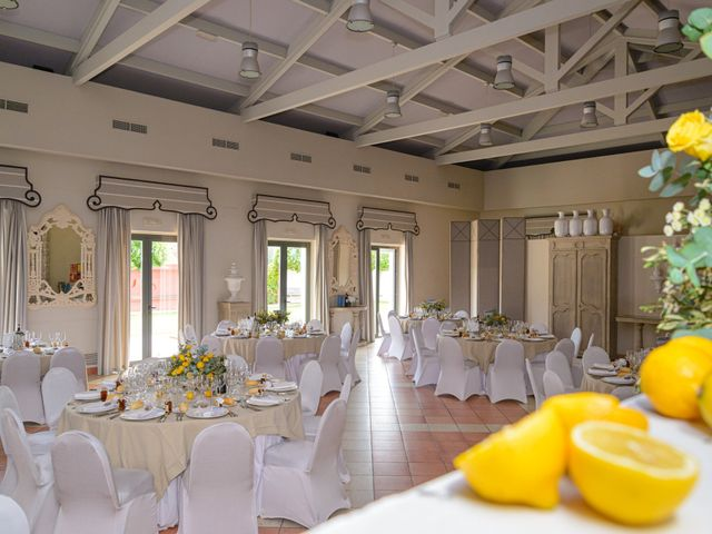 La boda de Paco y Lorena en Castellar De La Frontera, Cádiz 85