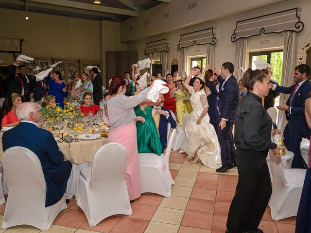 La boda de Paco y Lorena en Castellar De La Frontera, Cádiz 90
