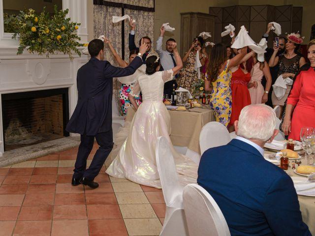 La boda de Paco y Lorena en Castellar De La Frontera, Cádiz 91