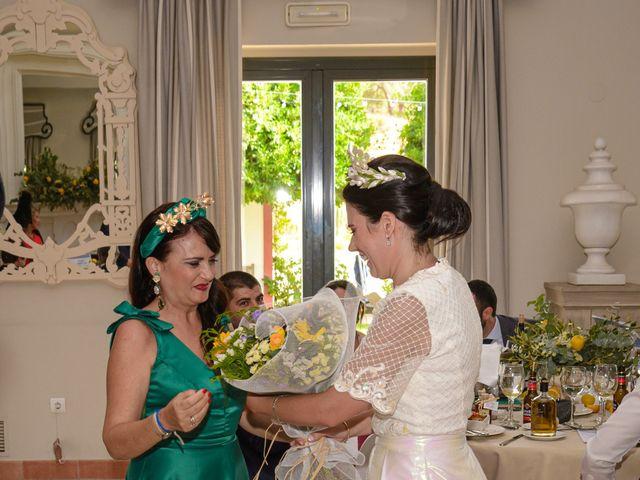 La boda de Paco y Lorena en Castellar De La Frontera, Cádiz 93