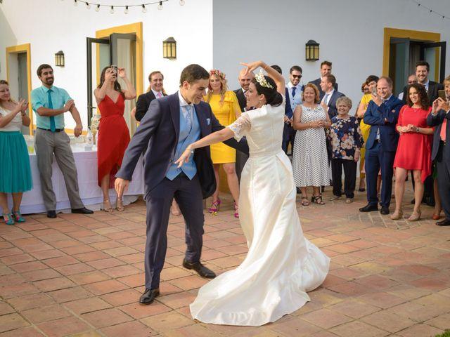 La boda de Paco y Lorena en Castellar De La Frontera, Cádiz 98