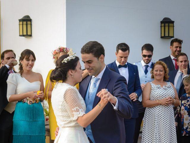 La boda de Paco y Lorena en Castellar De La Frontera, Cádiz 99