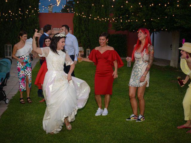 La boda de Paco y Lorena en Castellar De La Frontera, Cádiz 105