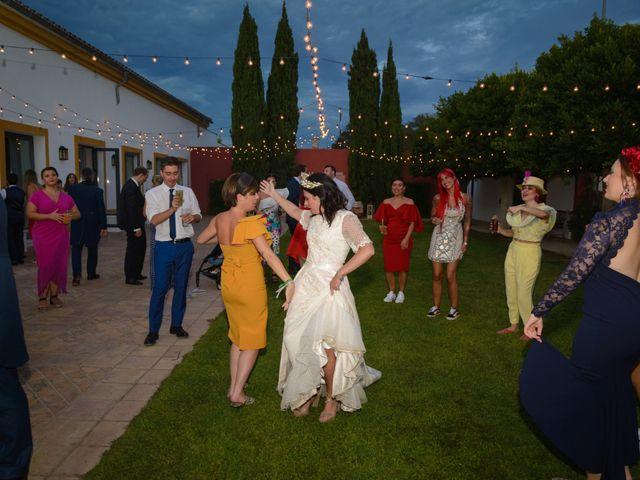 La boda de Paco y Lorena en Castellar De La Frontera, Cádiz 106