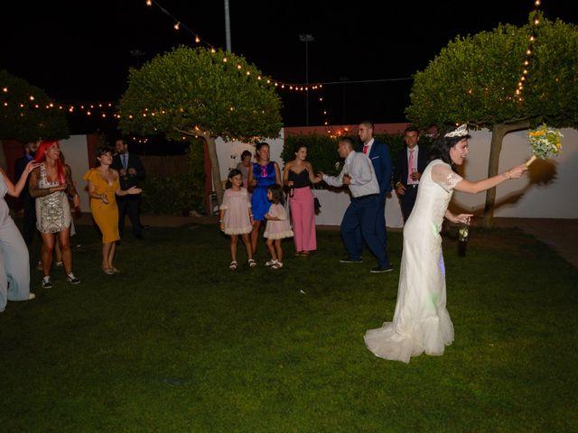 La boda de Paco y Lorena en Castellar De La Frontera, Cádiz 114