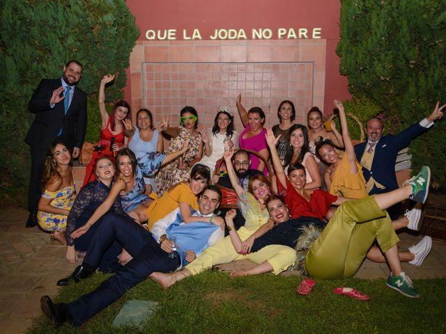 La boda de Paco y Lorena en Castellar De La Frontera, Cádiz 119