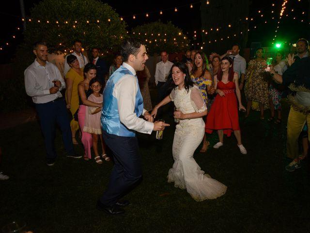La boda de Paco y Lorena en Castellar De La Frontera, Cádiz 125