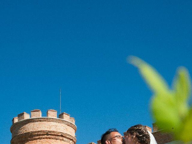 La boda de Alberto y Laura en Fuentesauco, Zamora 3