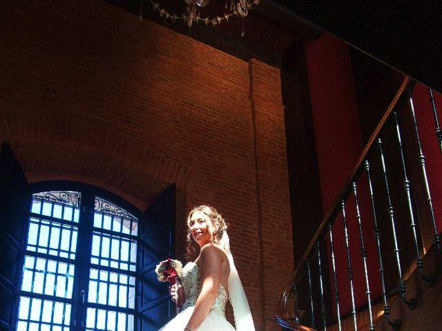 La boda de Alberto y Laura en Fuentesauco, Zamora 1