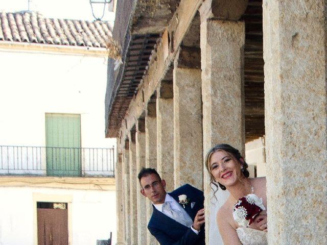 La boda de Alberto y Laura en Fuentesauco, Zamora 4